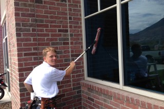 Utah Window Cleaning in American Fork by Limelight Window Cleaning