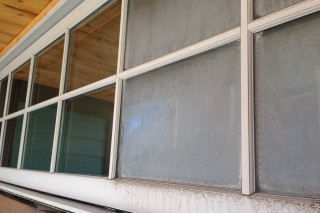 Before and After by Limelight Window Cleaning