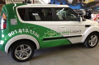 Utah Window Cleaning Car