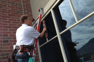 Utah Window Cleaning by Limelight Window Cleaning