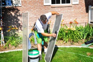 Utah Window Cleaning - Riverton Utah